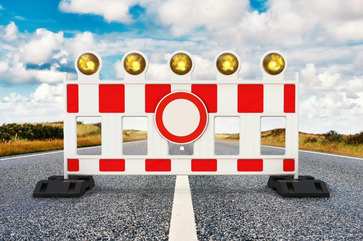 B 410 in Hohenfels wird gesperrt